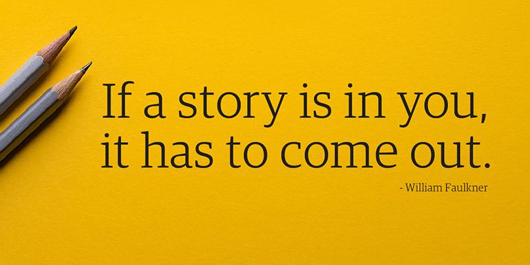 Okanagan Short Story Contest graphic
