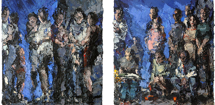 The Gatherings by David Stern